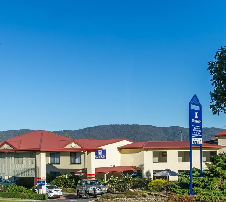 About Alpha Hotels - Alpha Hotel Canberra