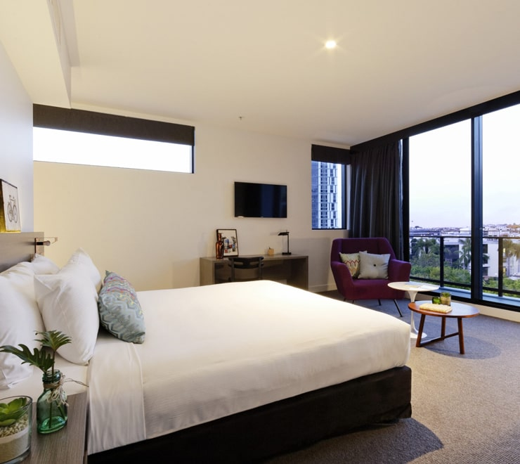 About Alpha Hotels - Alpha Mosaic Hotel Brisbane